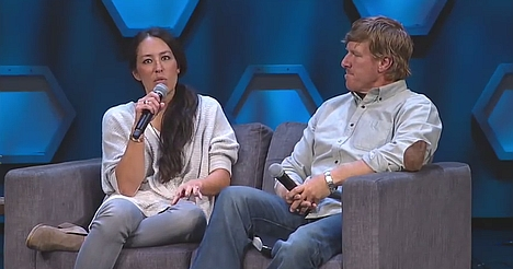 Interview with Chip and Joanna Gaines at Antioch Community Church
