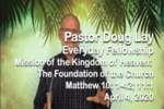 Sermon – Doug Lay – 4-4-20