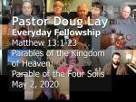 Sermon – Doug Lay – 5-2-20