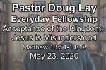 Sermon – Doug Lay – 5/23/20