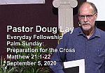 Sermon – Doug Lay – 9-5-20