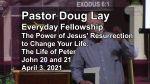 Sermon – Doug Lay – 4-3-21