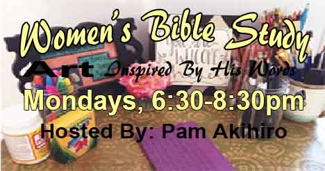 Everyday Fellowship Women's Bible Study