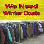 We Need Winter Coats